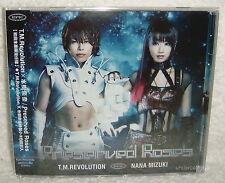 T.M.Revolution X Nana Mizuki Preserved Roses Taiwan CD+Card
