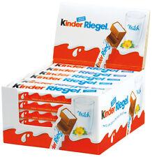 (1000g=11,84€) Ferrero Kinder Riegel - Kinderriegel Schokolade - 36 Stück