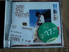 Stevie Ray Vaughan - Sky is Crying (CD 2000) Netherlands Import CD RMSTR BTs LN