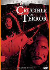 Crucible of Terror (DVD, 2005, Cinema Deluxe Series) *Disc Only-NO CASE (1)
