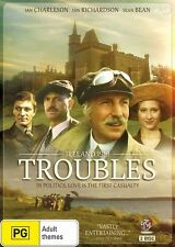 Troubles DVD NEW Ireland 1919 Region 4 Sean Beam Ian Charleson