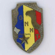 GNNT Garde Nationale Nomade du Tchad Insigne Drago Paris Emaux