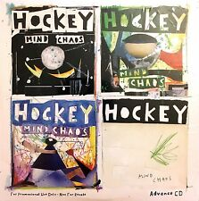 Hockey CD Mind Chaos - Promo - Europe (M/M - Scellé / Sealed)