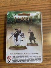 Games Workshop Hobbit Legolas Greenleaf Foot and Mounted Lotr Warhammer
