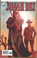 Jonah Hex 2005 series # 17 near mint comic book