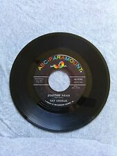 RAY CHARLES Together Again / Lose Your Clown - ABC Paramount 45-10785 - 45 RPM