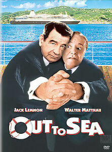 Out To Sea (DVD, Region 1) Very Good condition from personal collection!