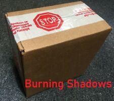 Pokemon S&M Burning Shadows FACTORY SEALED 16-Pack BLISTER Booster Box Promo +