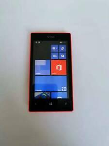 Nokia Lumia 520 Microsoft Windows Mobile Phone 8GB Orange Sim Free UK Unlocked