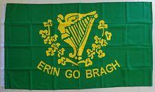 Erin Go Bragh Flag  LARGE Irish Ireland Flag   AUSPOST REGISTERED TRACKING