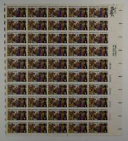US SCOTT 1468 PANE OF 50 MAIL ORDER 100TH ANNIVERSARY STAMPS 8 CENTS FACE MNH