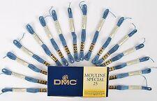 Dmc mouline SPECIALE 25 - 64 metri di CROSS STITCH filettatura-Blu 931