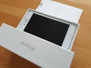 Apple iPhone 8 Plus Silber 256GB Ohne Vertrag Sehr Gut – Refurbished