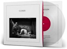 Joy Division - Closer - 40th Anniversary 180g Crystal Clear Vinyl LP *NEW*