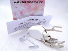 WALKING FOOT FOR HUSQVARNA VIKING SEWING MACHINES LOW SHANK