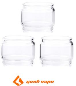 (3-Pack) Geek Vape  Zeus Dual RTA  / Zeus X / Zeus Bubble Glass