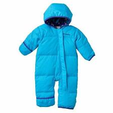COLUMBIA Baby Girls' 3-6M Snuggly Bunny™ Down Bunting Snowsuit *NWT $95