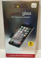 Zagg Invisible Shield Glass Screen Protection Apple iphone 6 Plus / 6s Plus