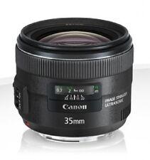Canon Obiettivo EF   35mm F 2 IS USM Garanzia Canon Pass Italia