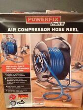 Compresor De Aire-Carrete de manguera - 20m-66ft - Line-max15bar