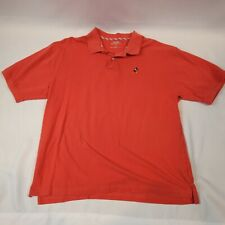 Walt Disney World Mickey Mouse Large Embroidered All Cotton Polo Shirt