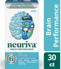 Schiff Neuriva Brain Performance Plus 30 Capsules New exp. 02/2022