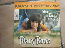 EUROVISION 1972 45 TOURS HOLLANDE MARY ROOS