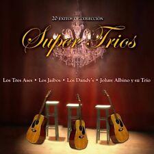 Los Tres Ases,Los Jaibos,Los Dandys,Johny albino y su Trio 20 Exitos de coleccio