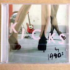 NEW SEALED - 1990s - KICKS - Indie Rock Pop Music CD Album