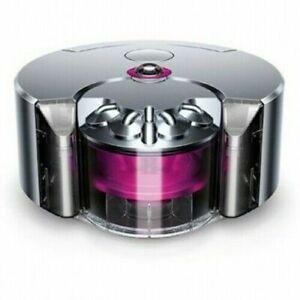 DYSON RB01NF Nickel / Fusha 360 Eye [Robot Vacuum Cleaner] F/S Japan