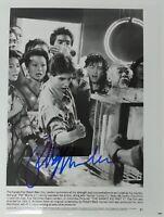 Ralph Macchio Autographed Karate Kid II 8x10 Press Photo 1986 Chop Ice