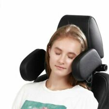 car seat headrest neck soft pillow adult child leather roadpal