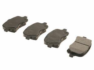 Front Advics Brake Pad Set fits Toyota Corolla 1998-2002 96CPDC