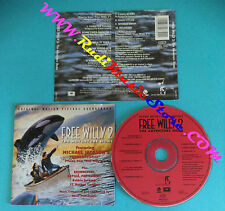 CD Free Willy 2(The Adventure Home) EPC 480739 2 SOUNDTRACK no dvd vhs(OST2)