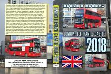 3764. London. UK. Buses. March 2018. Our third programme from the visit taken wi