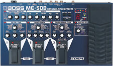 Boss Me-50B Bass Multiple Effects Guitar Pedal with Cosm , New!