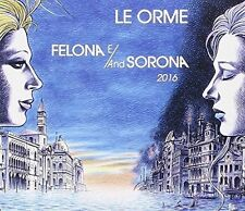 Orme - Felona E/And Sorona 2016 Deluxe Limited Numbered [New CD] Italy - Import