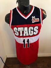 Mens Medium Basketball Jersey Milton Stags #11