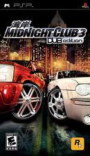 Midnight Club 3: Dub Edition (Greatest Hits) PSP New Sony PSP