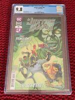 Justice League #45 CGC 9.8-NM-1st print-Robert Venditti-DC Comics-2020