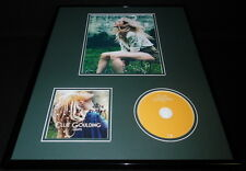 Ellie Goulding Signed Framed 16x20 Lights Cd & Photo Display Jsa