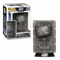 Funko Pop! Star Wars Empire Strikes Back 40th Anniversary Han Solo Carbonite 364