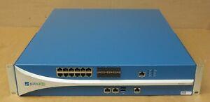 PaloAlto PA-5020 NexGen Firewall 1GbE 8-SFP 10G SFP+ 2U Rack Security Appliance