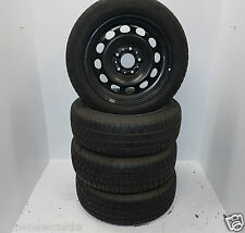 "Genuine BMW 1 series E81 E82 E86 E87 winter wheel set 16"" inch steels"