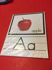 Alphabets Handwriting  Classroom Wall Decor