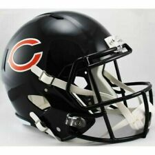 Riddell Full Size Replica Speed Helmet - Chicago Bears