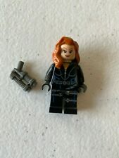 Authentic Lego Marvel Black Widow Minifigure sh035 From Set 6869