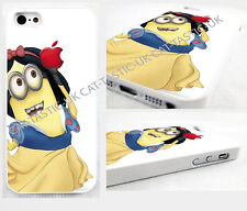 new case,cover for iPhone,iPod>SNOW WHITE design>MINION>DESPICABLE ME/MINIONS