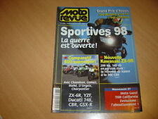 Moto revue N° 3288 Guzzi 1100 California.Essais course