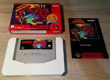 Super Nintendo SNES // Super Metroid +OVP +Anleitung // dt. PAL CIB *1A Zustand*